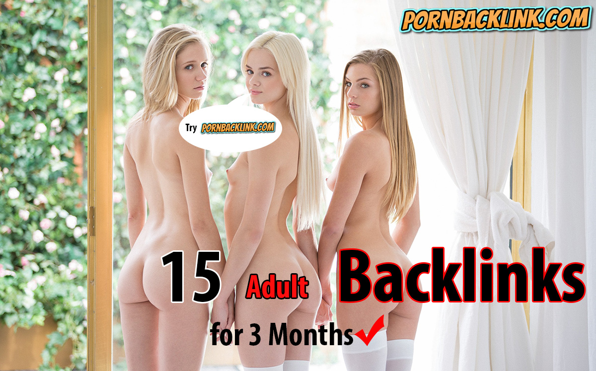 Submit Best Adult Backlinks
